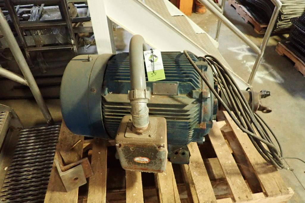 Lot 39 - Shaffer jacketed roller bar mixer, Model 10-HS, SN 0793211, SS bowl, 42 in. long x 32 in. wide x 48