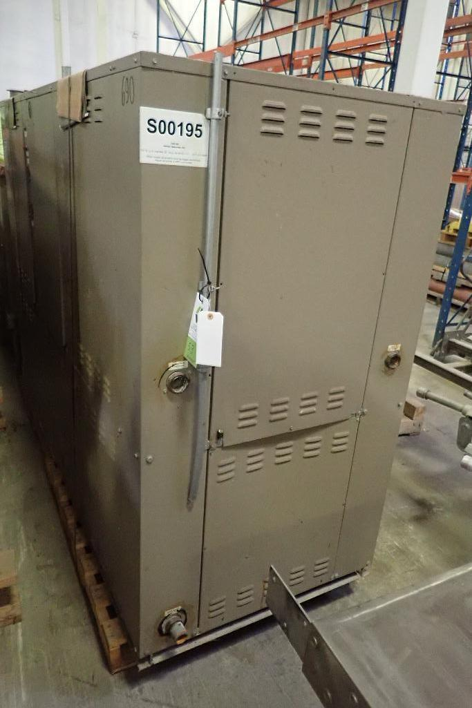 Lot 53 - Drake refrigeration water chiller, Model PWCT90S2-T3-HA, SN 99G0186, refrigerant R22 **Rigging FEE: