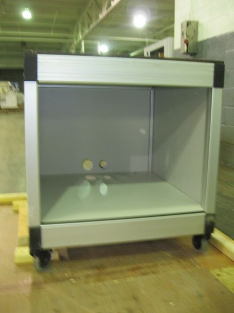 Buchi lab spray dryer, glass chamber, cyclone and dust collector, with nozzle spray atomizer - Image 5 of 12