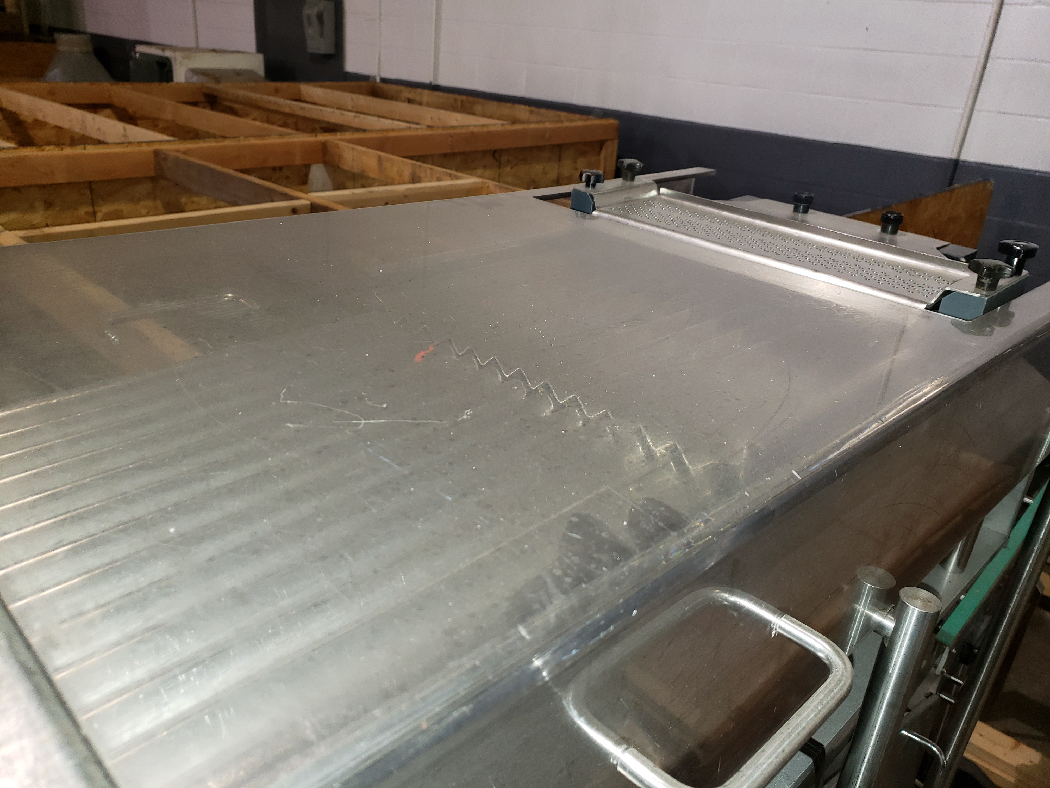 Swiftpack lane counter, model SPC12P, stainless steel product contact surfaces, 12 lane, 2 - Image 6 of 6
