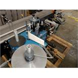 Superior Machine Systems pressure sensitive wrap-around labeler, model Genesis 9500