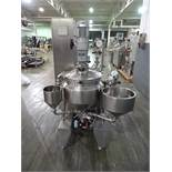 Koruma high shear colloid mill, model V 100/25, stainless steel construction, approximately 25 liter