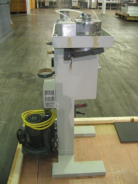 Buchi lab spray dryer, glass chamber, cyclone and dust collector, with nozzle spray atomizer - Image 4 of 12