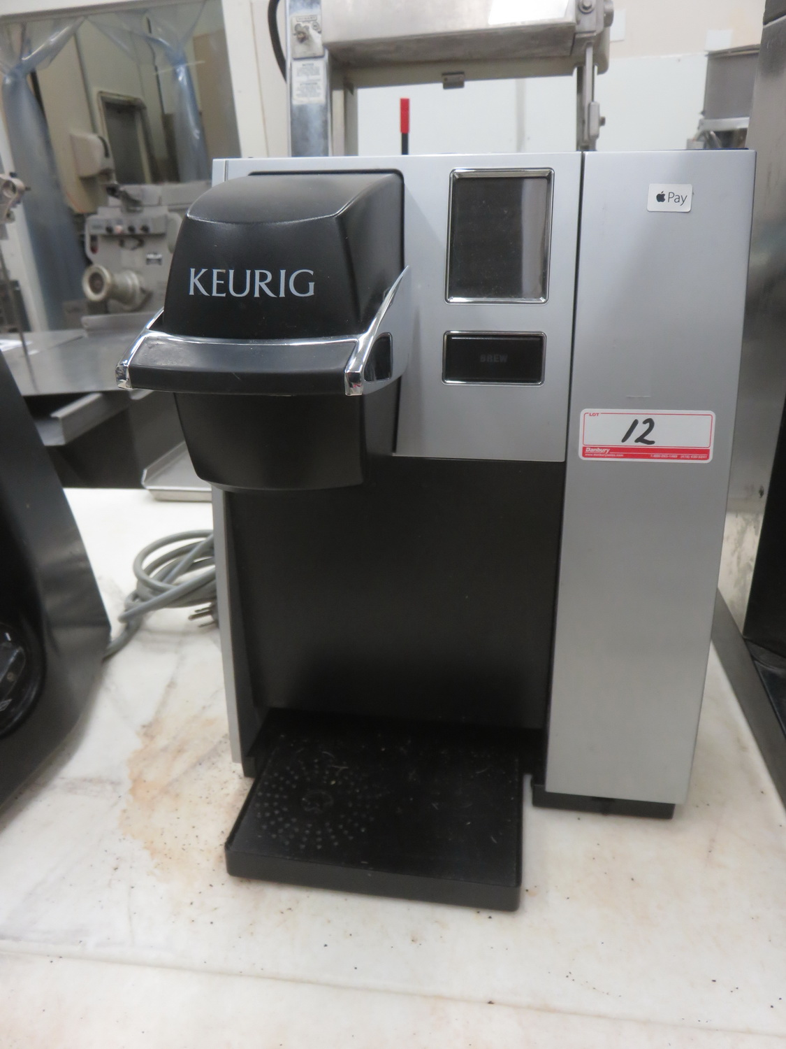 KEURIG K150 COMMERCIAL BREWING SYSTEM