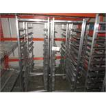 UNITS - ALUMINUM TRAY CARTS