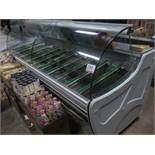 2015 WITRYNA CHLODNICZA MODEL W-24-SGSN REFRIGERATED DELI DISPLAY