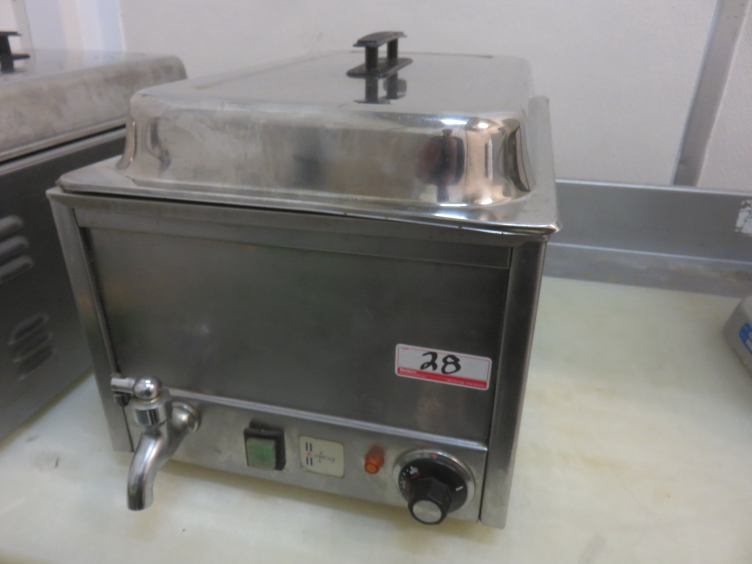 OMCAN TS-9000 FOOD WARMER