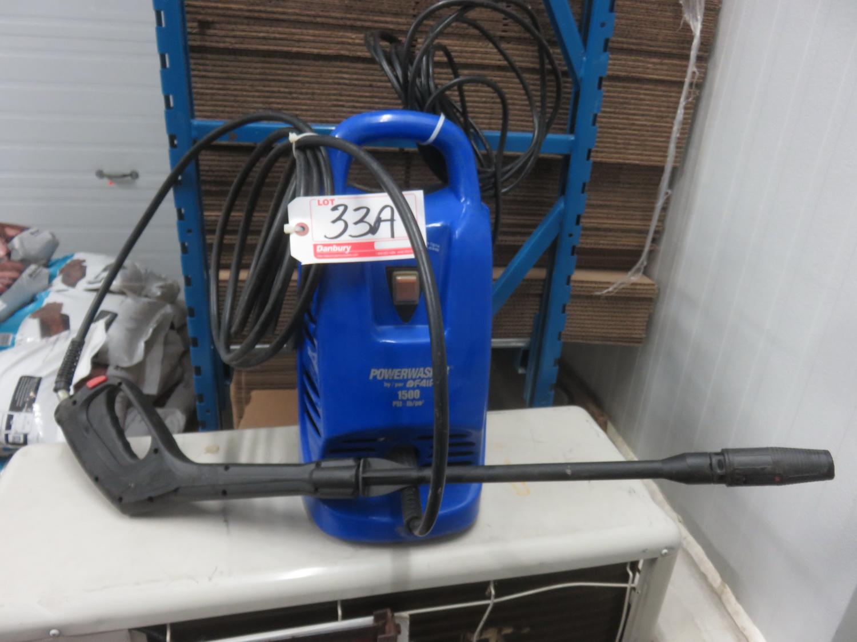 FAIP 1500PSI ELECTRIC POWERWASHER