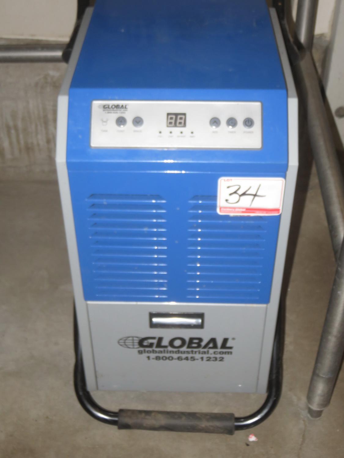 2017 GLOBAL 0L50-503E 115V DEHUMIDIFIER