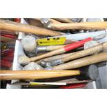 ASSORTED MALLETS