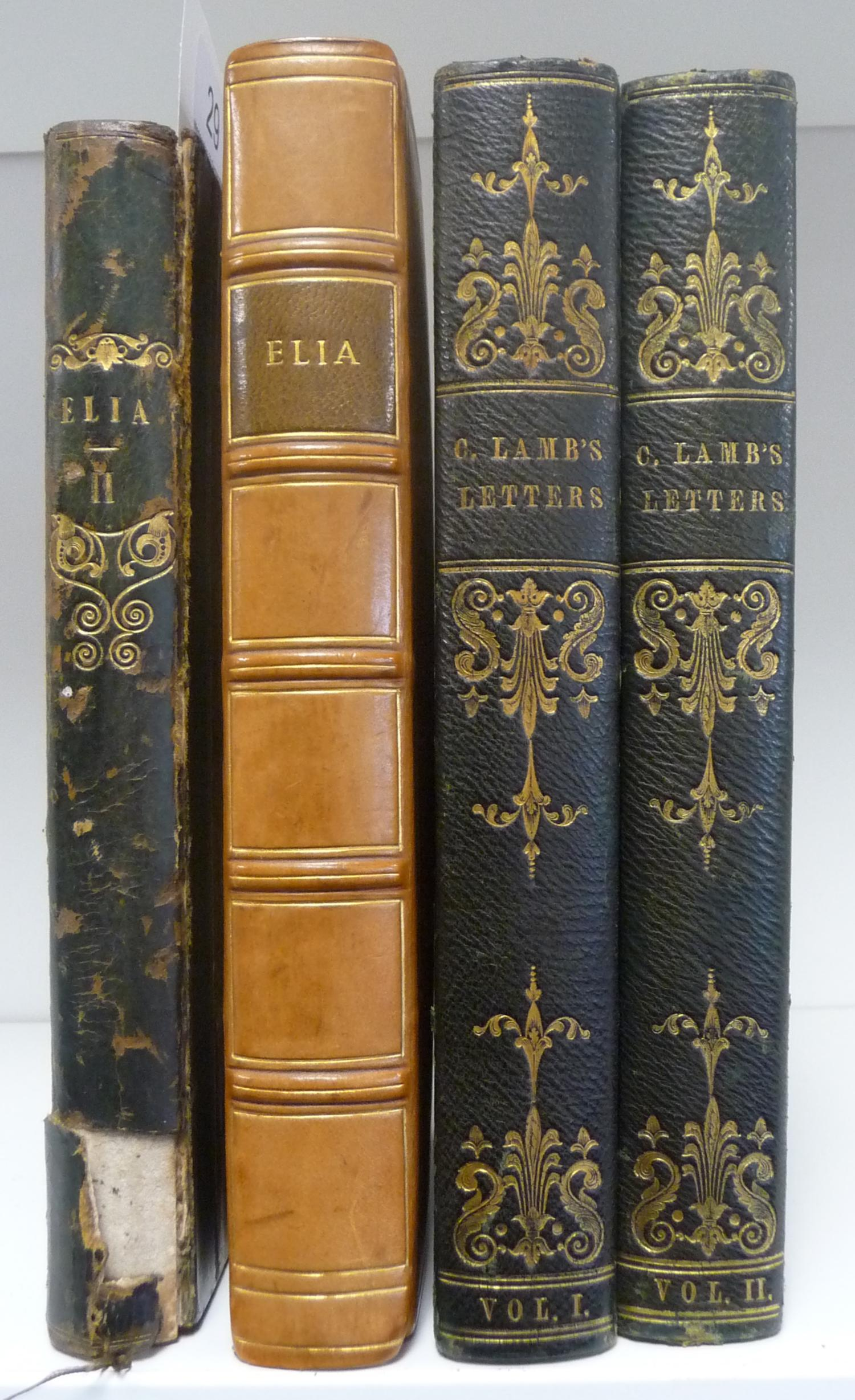 charles lamb essays essays of elia essay writing strategies essays of elia by charles lamb top images archive original