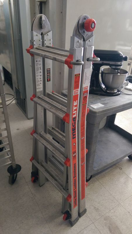 Lot 51 - Little Giant Ladder System