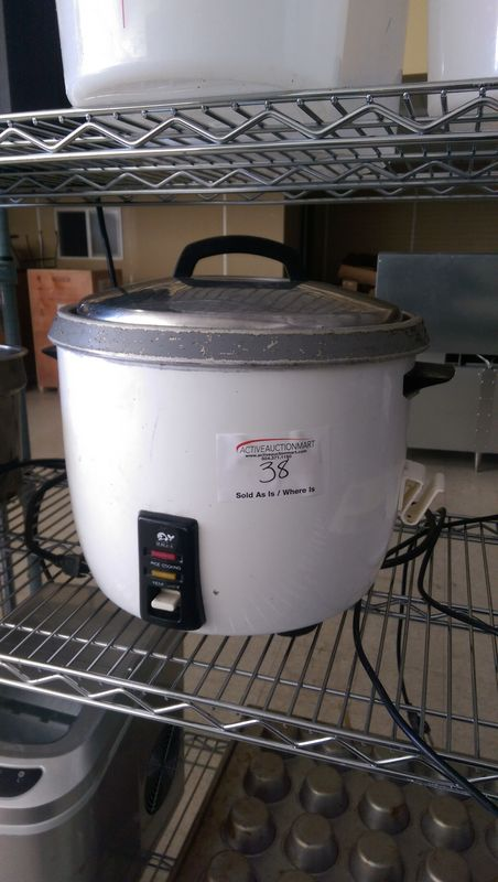 Lot 38 - Rice Cooker