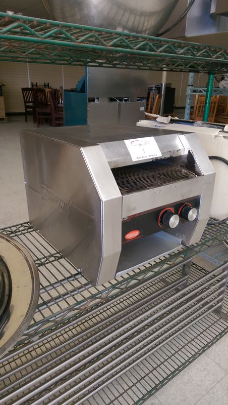 Lot 1 - Hatco Rotary Toaster