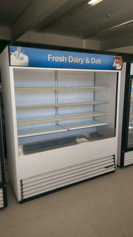 """Lot 33 - True 72"""" Refrigerated Grab-N-Go"""