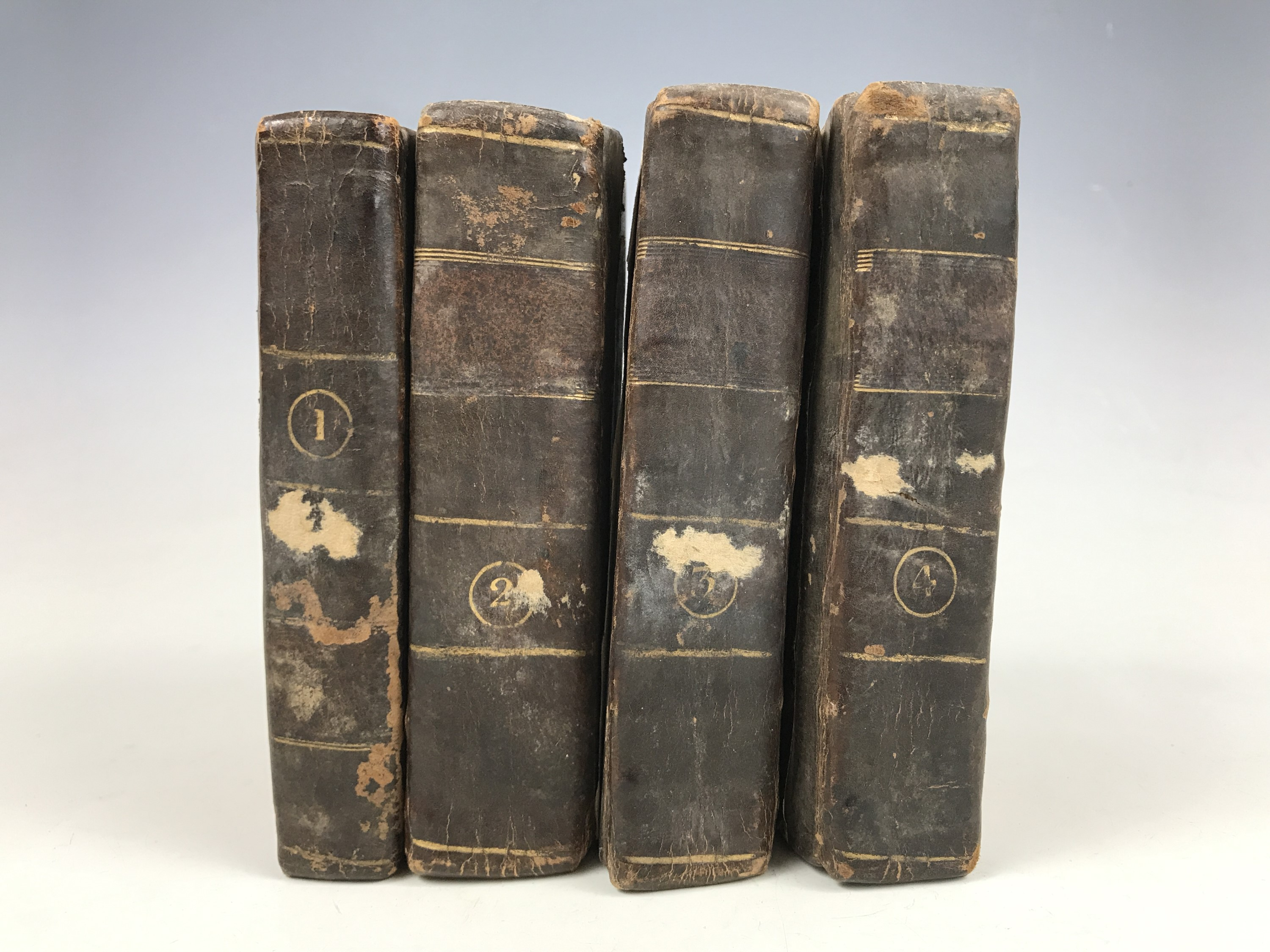 Lot 36 - The Works of Robert Burns; with an Account of His Life, and Criticism on His Writings, in four