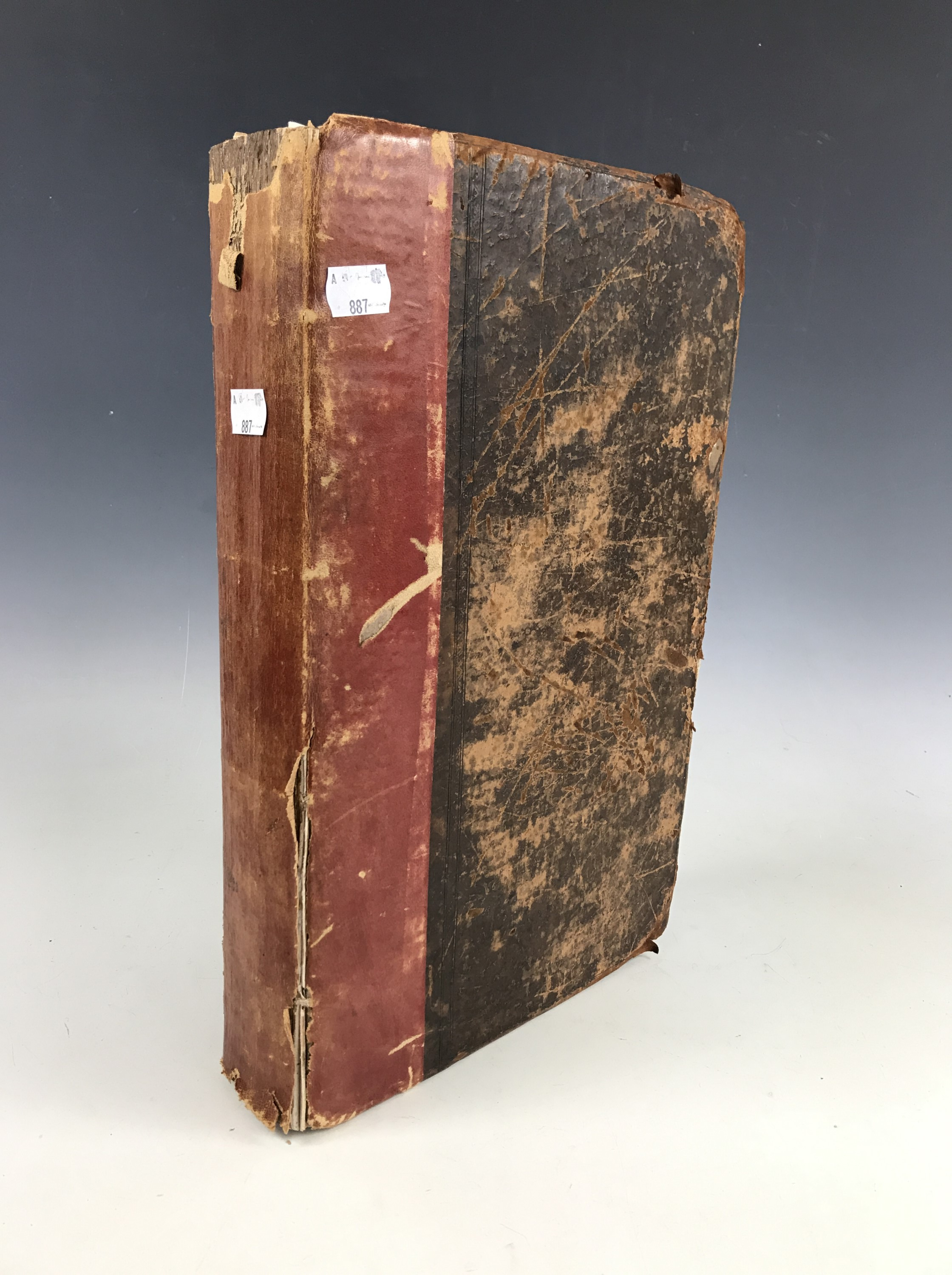 Lot 40 - John Fox, The Third Volume of the Ecclesiastical History containing the Acts and Monuments of