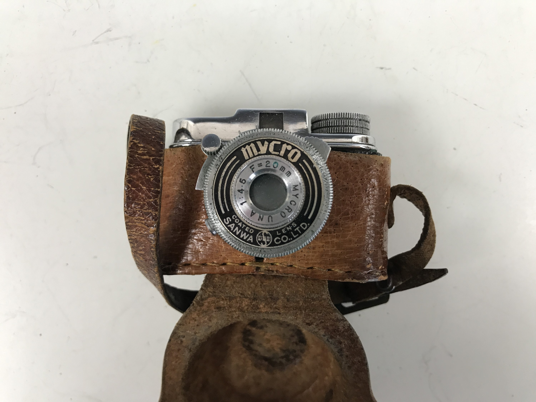"Lot 23 - A Mycro IIIA ""spy"" camera"