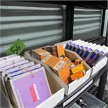 LOT OF 3 BOXES OF BEARINGS (UPPER TOOL CRIB)