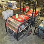 MILWAUKEE 6000W GAS POWERED GENERATOR, FULL GFCI PROTECTION 4960-24 (UPPER TOOL CRIB)