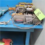 ATV/UTV WINCH 4000LB CAP (12V DC) (UPPER TOOL CRIB)