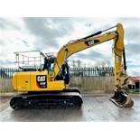 CAT 313 FLGC 2016 Excavator