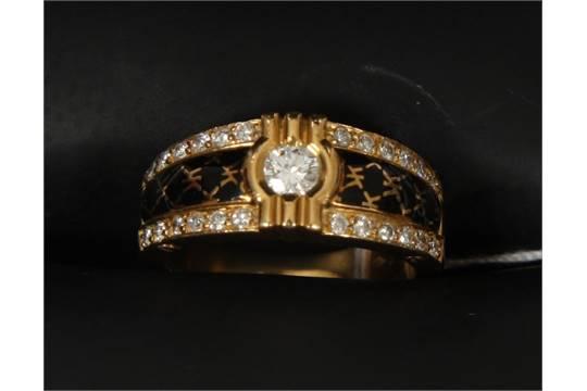 bague diamant korloff