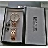 NO VAT Brand New Barkers of Kensington Ladies Regatta Diamond Set Watch RRP £315