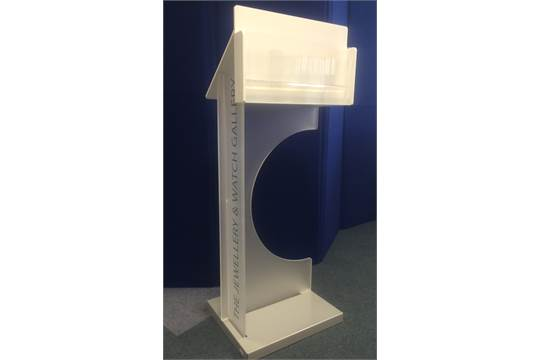 LECTERN CATALOGUE DISPLAY STAND Ideal For Office Showroom