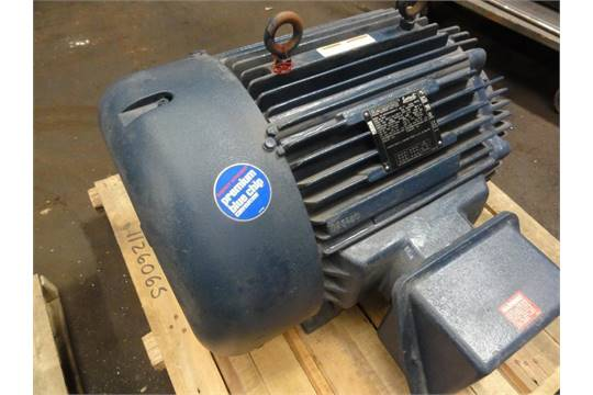 NEW Marathon 100HP Electric Motor, Make:Marathon Electric