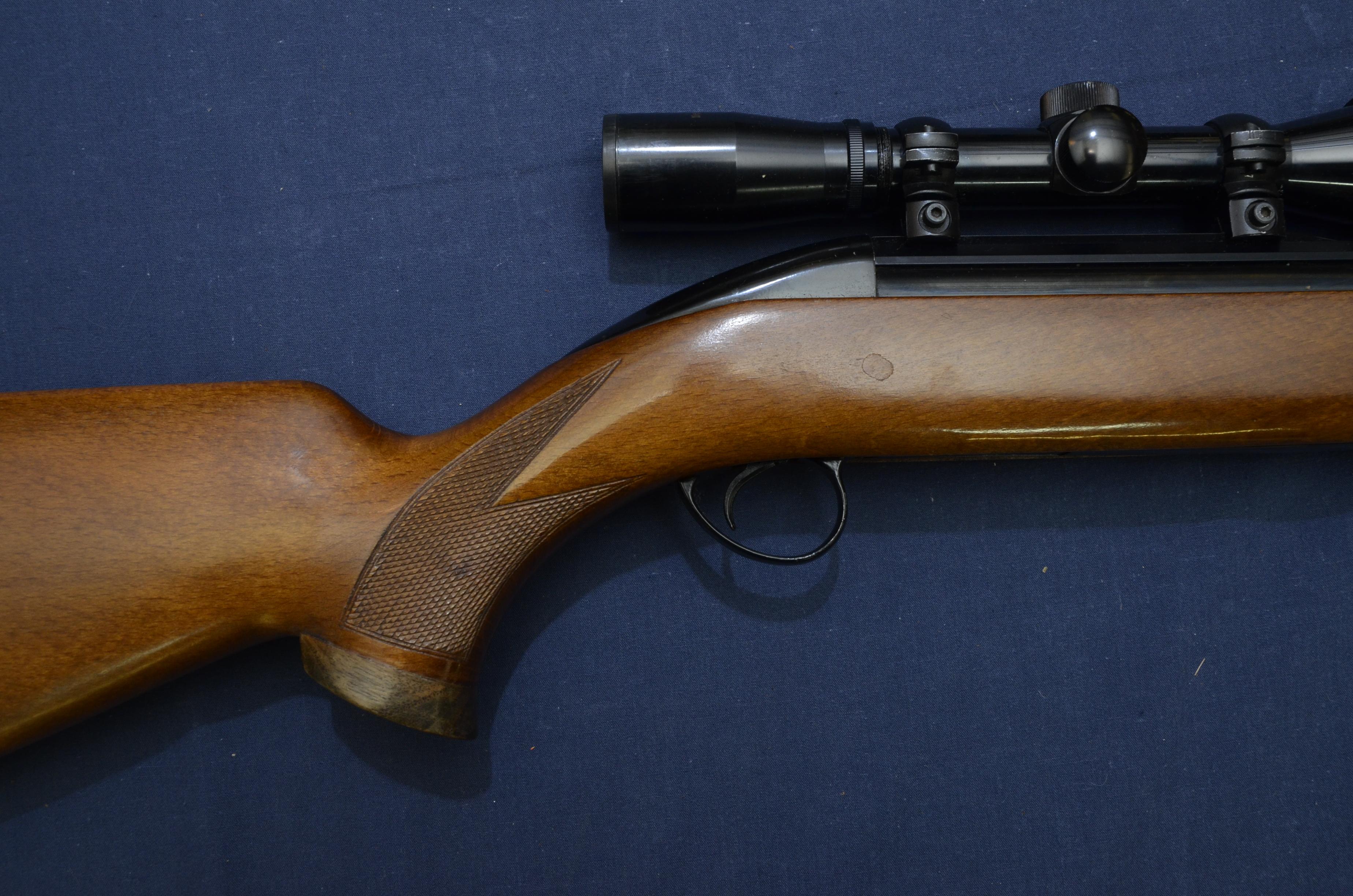 Adult sporter air rifles