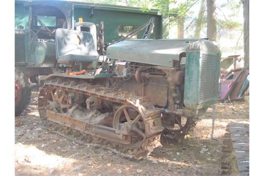 1920s Bulldozer