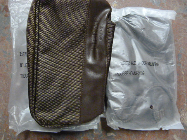 Lot 32 - *Four Mens Toiletry Bags