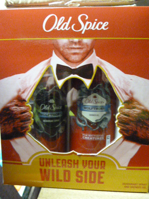 Lot 11 - *Box of Six Old Spice Gift Sets