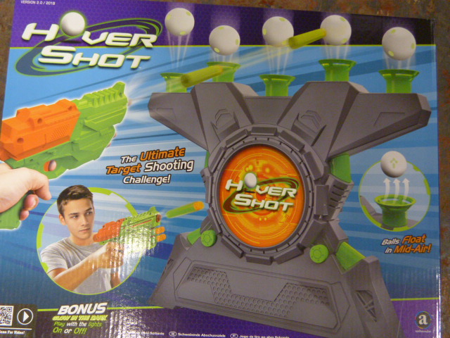 Lot 122 - *Hovershot Shooting Game
