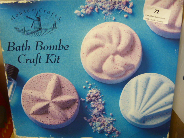 *Bath Bombe Craft Kit