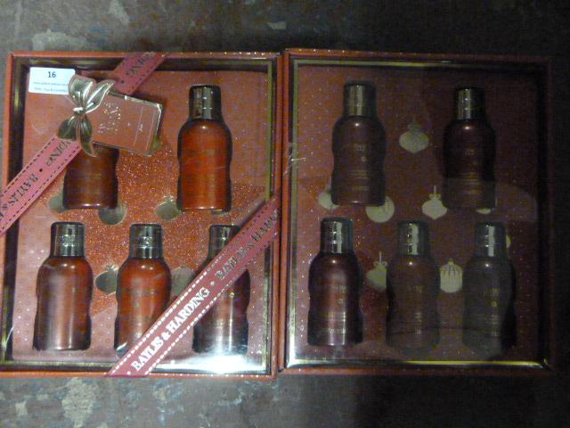 Lot 16 - *Two Baylis & Harding Gift Sets