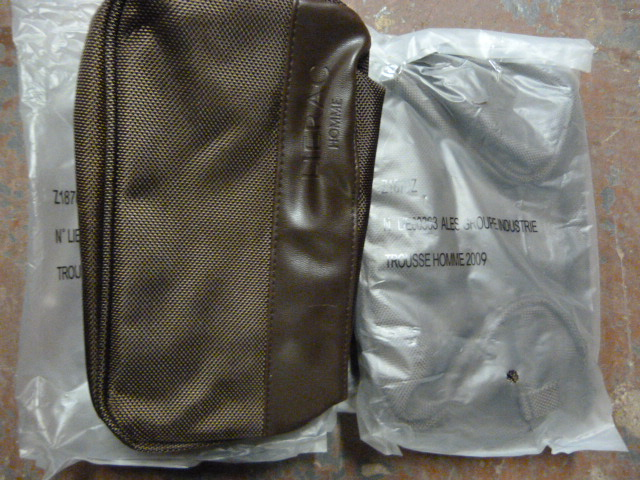 Lot 31 - *Four Mens Toiletry Bags
