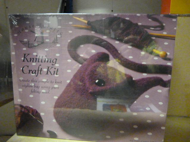 Lot 60 - *Two Knitting Craft Kits