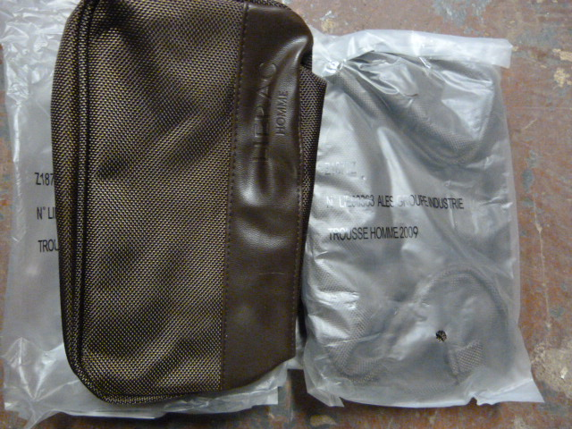 Lot 29 - *Four Mens Toiletry Bags
