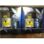 *Two Playboy Gift Sets