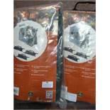 *Two Christmas Lighting Storage Bags