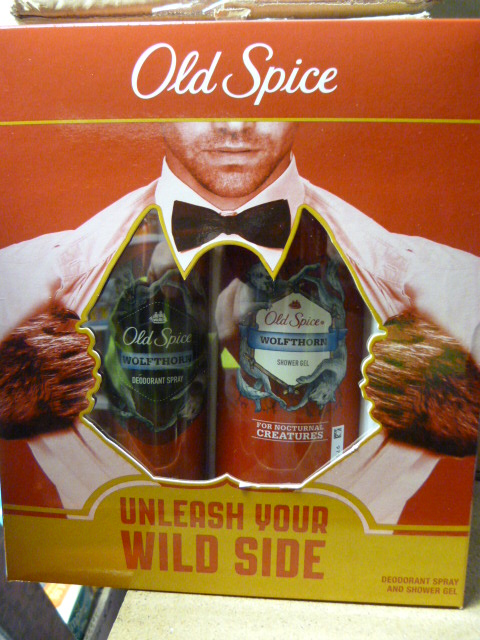 Lot 12 - *Box of Six Old Spice Gift Sets