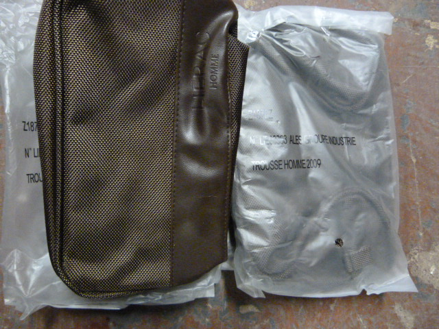 Lot 28 - *Four Mens Toiletry Bags
