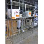CariAll rack, 67 in. W x 84 in. H x 24 in. D [Kitchen Cage, 1st Floor]