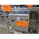 Grande Chef electric pasta boiler, mod. RTH 4000, s/s [Kitchen Cage, 1st Floor]