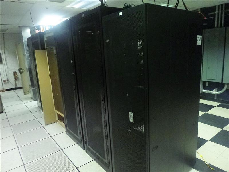 (10) misc. server racks [1st Floor, Front Offices] - Image 2 of 3