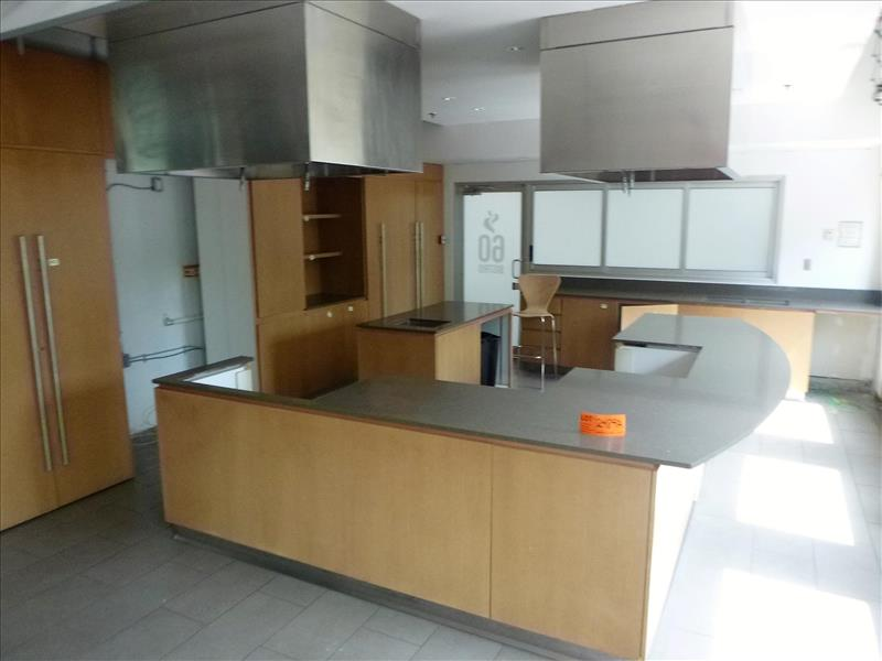 Lot 2489A - misc. built-in counters/cabinets [Cafeteria/Store, 1st Floor]