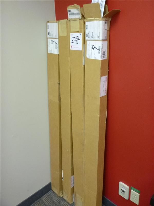Lot 2784 - (4) Cisco Aironet 12dBi high-gain multidirectional antenna, mod. AIR-ANT24120 NEW [1st Floor,