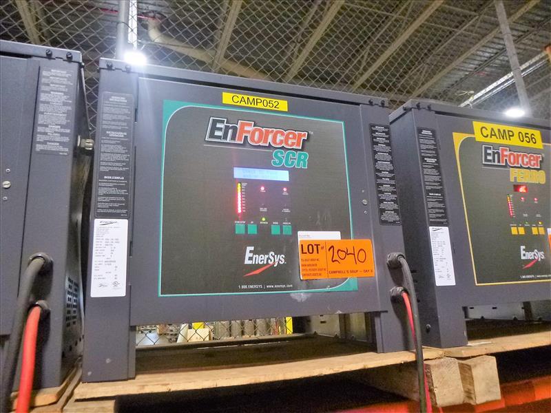 Enforcer SCR battery charger, 48V [Material Handling]